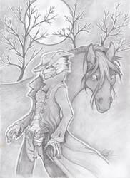Cowboymummy by ashtinwolf