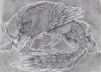 Ashtinwolf by ashtinwolf