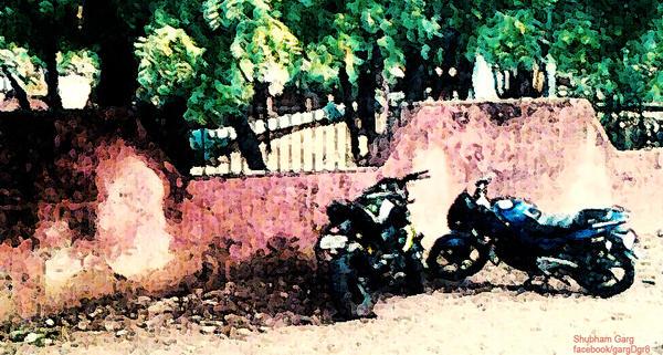 Bike Love by S-Garg