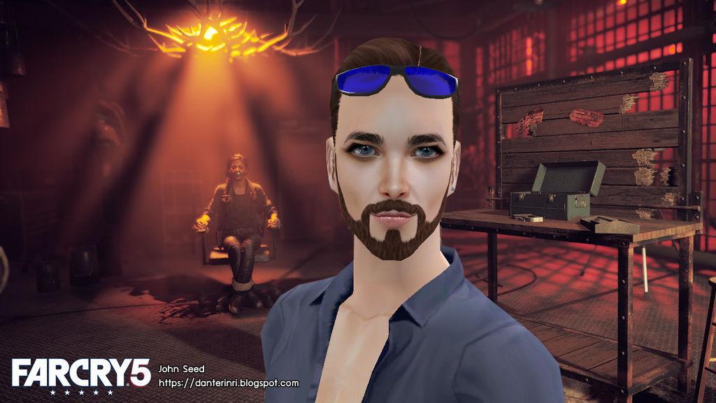 Far Cry 5 John Seed By Dante Rinri On Deviantart
