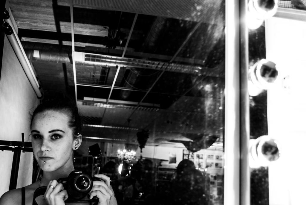 Mirror selfie by SkyJordisonListing