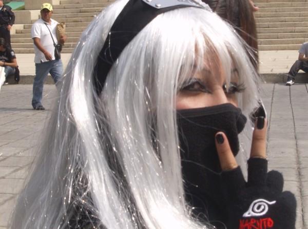 kakashi girl by schattenara