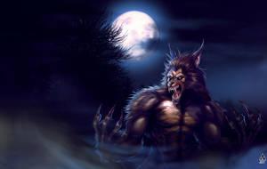 Werewolf by HedwinZ89