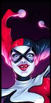 Harley Quinn separador by HedwinZ89