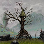 Baba Yaga's Tree House