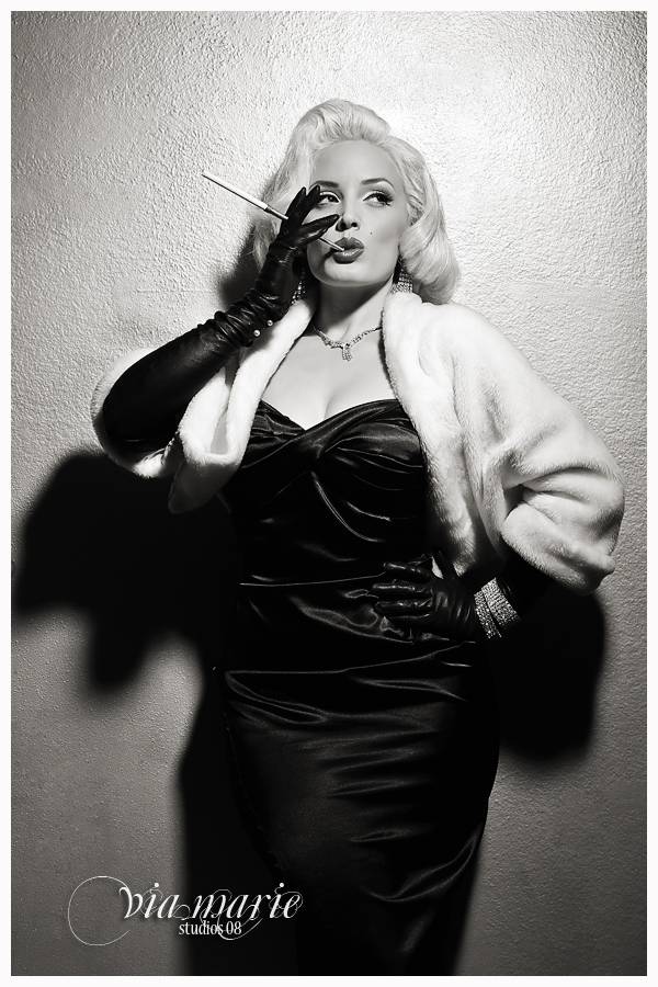 The Modern Marilyn 2 by viamarie