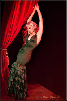 Behind The Red Curtain...