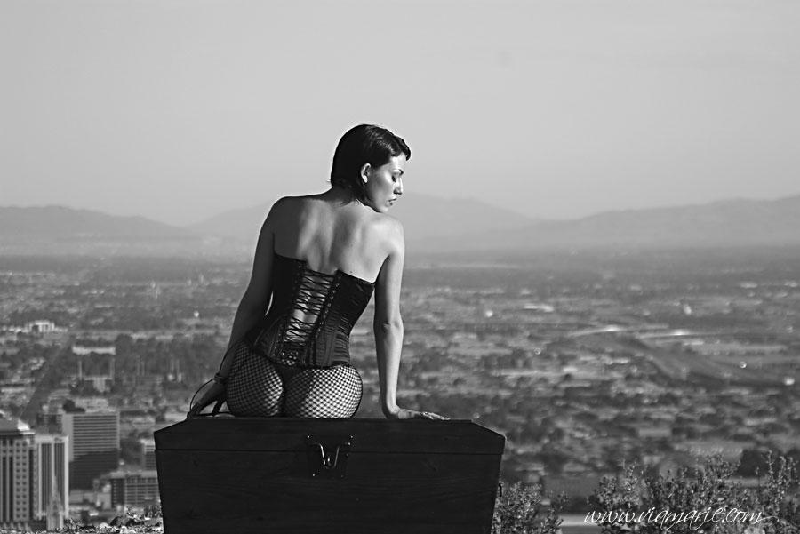 corset...fetish series by viamarie