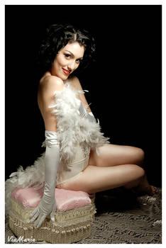 Betsey Bosen...Burlesqued