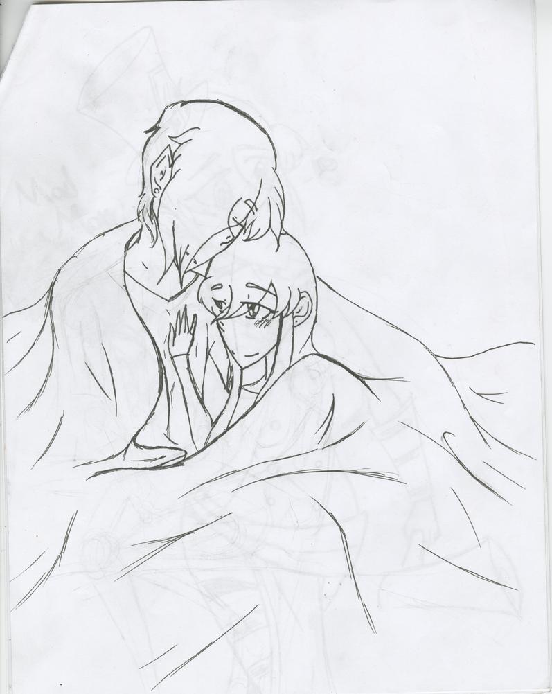 Cuddles... by EpicMickeyX