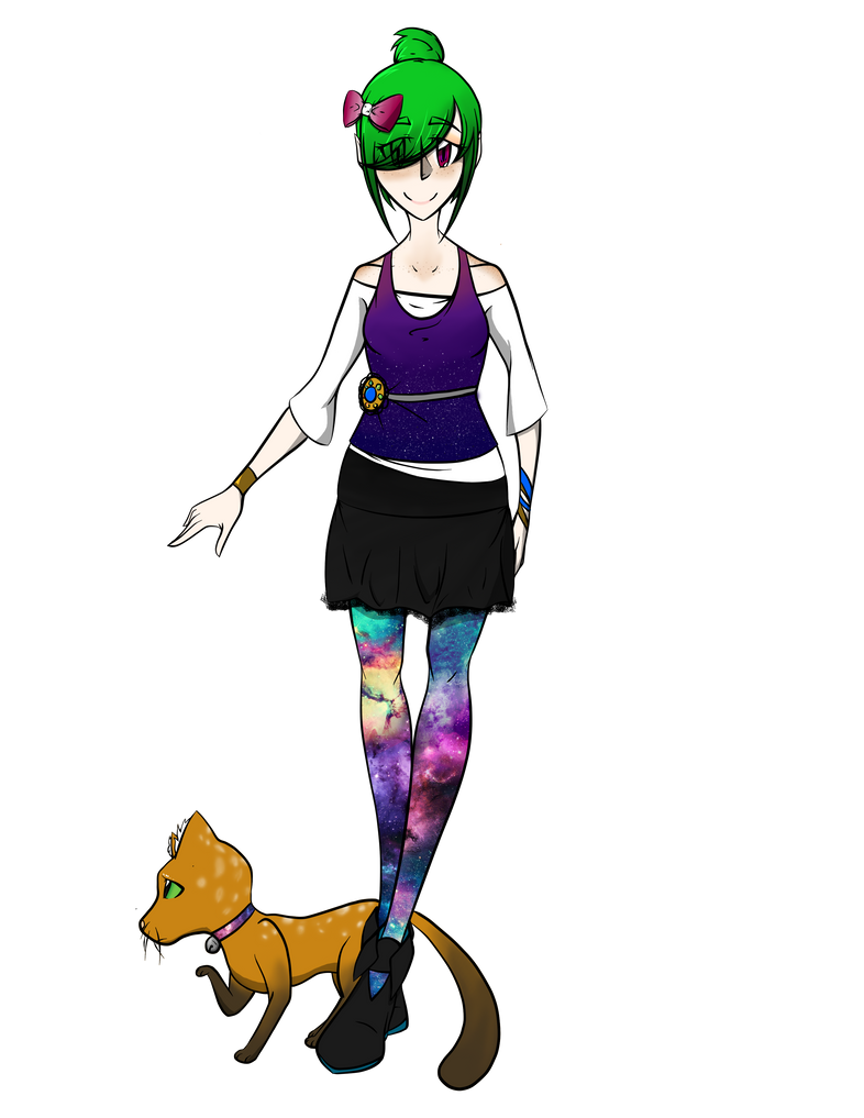 [OW] Cassidy Snipes - Design Update by EpicMickeyX