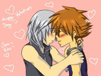Happy Valentine's 09 by ShimaGenki