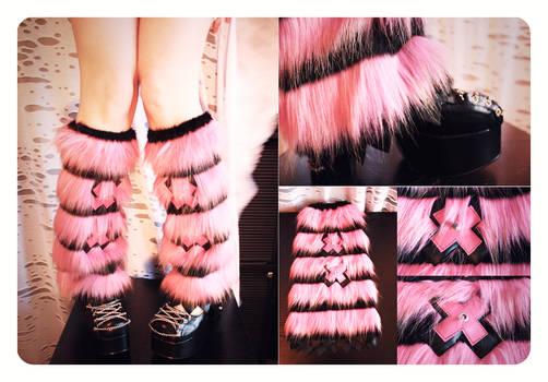 Pink Leg Monsters