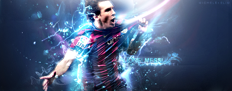 Messi by Michele.Slim by SoccerArtist2010