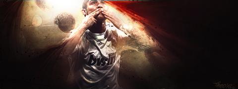 Cristiano Ronaldo by Thecrazy by SoccerArtist2010