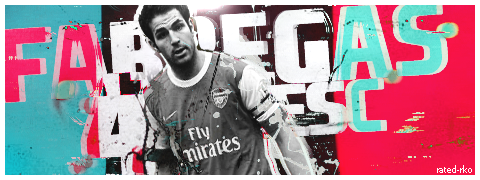 Fabregas by Rated by SoccerArtist2010