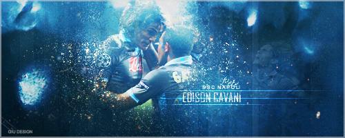 Cavani by Giu by SoccerArtist2010