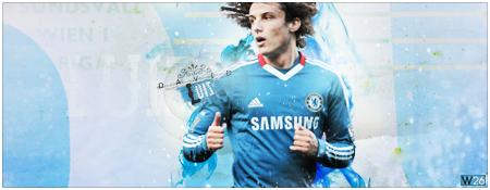 David Luiz by Wlady26 by SoccerArtist2010
