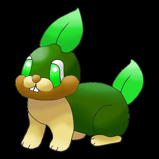 Pokemon Sage Peppit fan-art by FlameGamerNathan