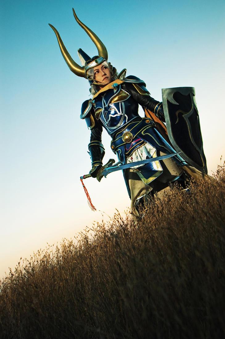 Warrior of Light by epi-corner