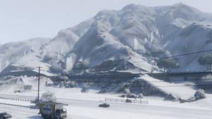 GTA Online - Snow
