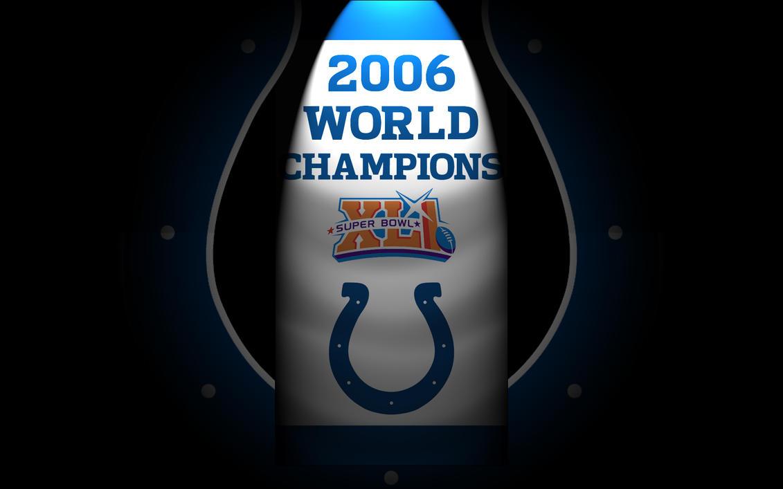 Colts Banner by monkeybiziu