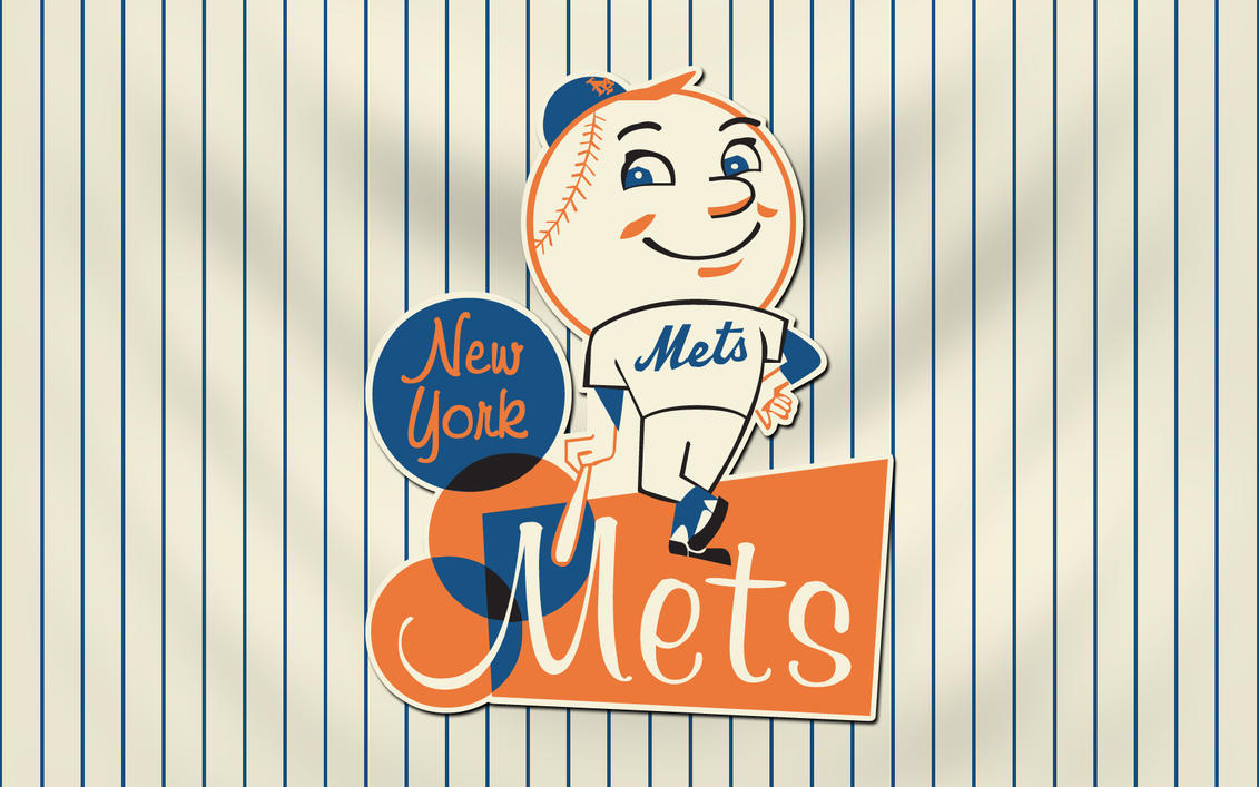 Mets Retro by monkeybiziu
