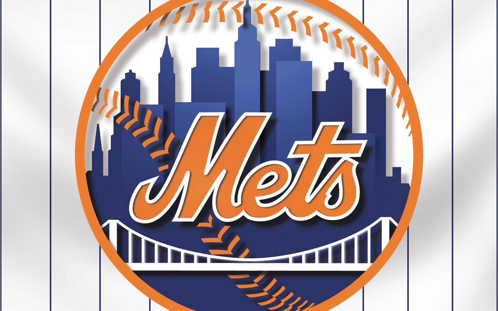 Mets Logo Wallpaper Simple mets by monkeybiziu