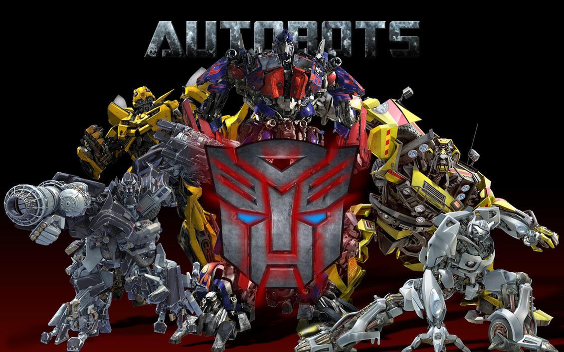 Autobots by monkeybiziu