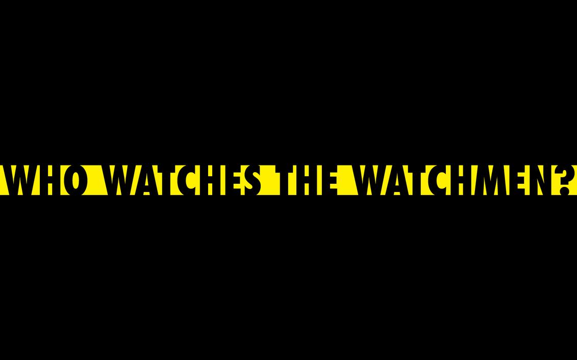Watchmen by monkeybiziu