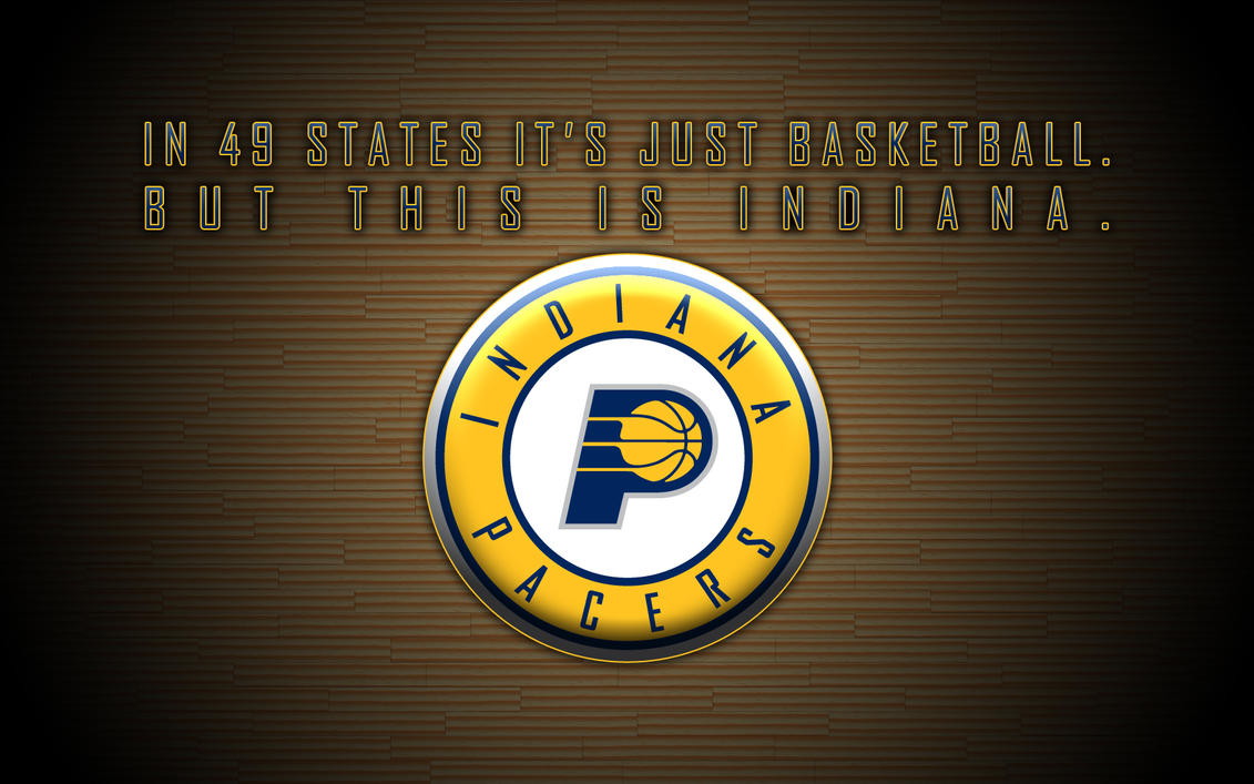 49 States - Pacers by monkeybiziu