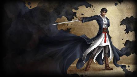 Assassin's Creed Wallpaper - Malik by ciacheczko