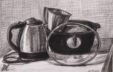 Kitchenware by ciacheczko