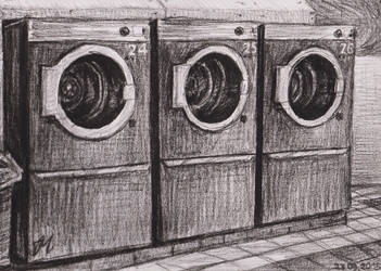 Laundry Day by ciacheczko