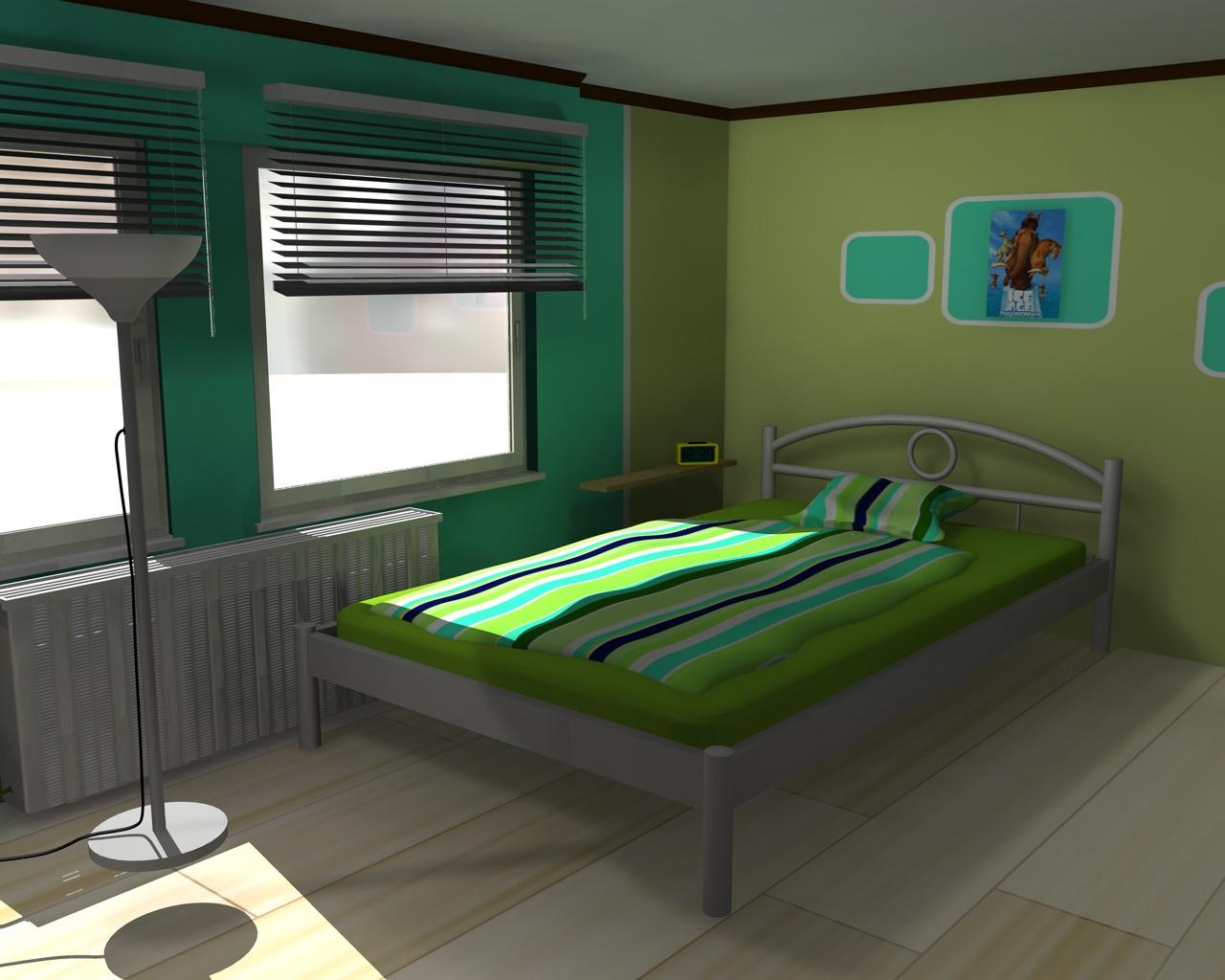 mein zimmer im pc v1 4 by blueeagle6 on deviantart. Black Bedroom Furniture Sets. Home Design Ideas
