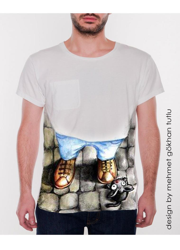 3d t shirt by 34ist on deviantart. Black Bedroom Furniture Sets. Home Design Ideas