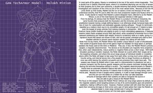 BioWarp Advent Calendar 17, Molokh Minion