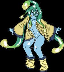 Suu!! (Monster Musume Fanart) by DarkStarz-Inc