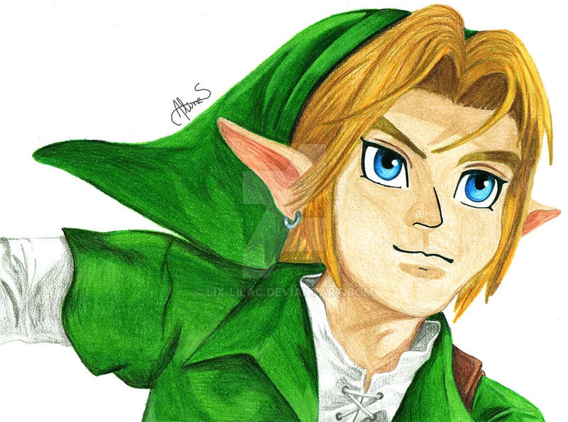 Link by Lix-lilac