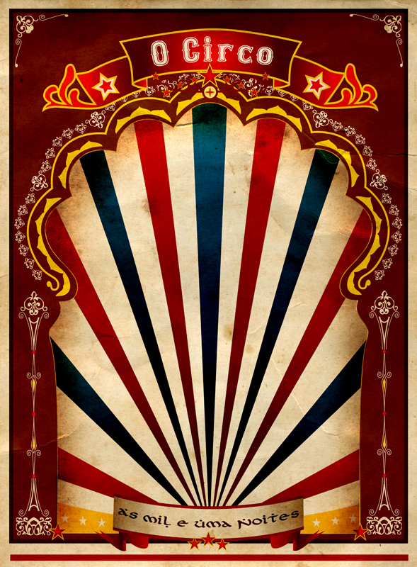 circus flyer background - photo #24
