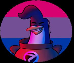 Captain Zidgel of the Rockhopper by katrinahood