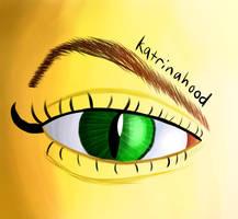 Perchance to Dream Cat Eye Redraw