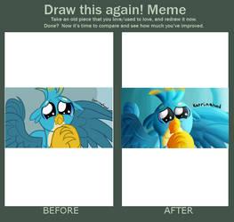 Draw This Again: Gallus