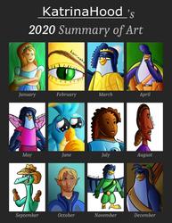 2020 Year in Art