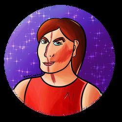Katrina Ryder Character Icon