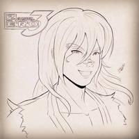 Ken Masters by animao89