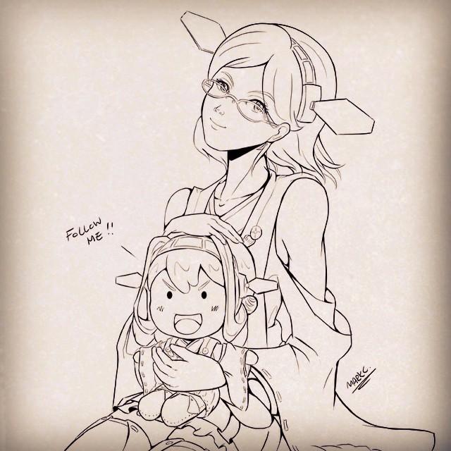 Kirishima! by animao89