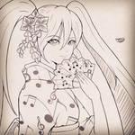 Miku Kimono!