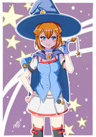 Hammer Witch! by animao89