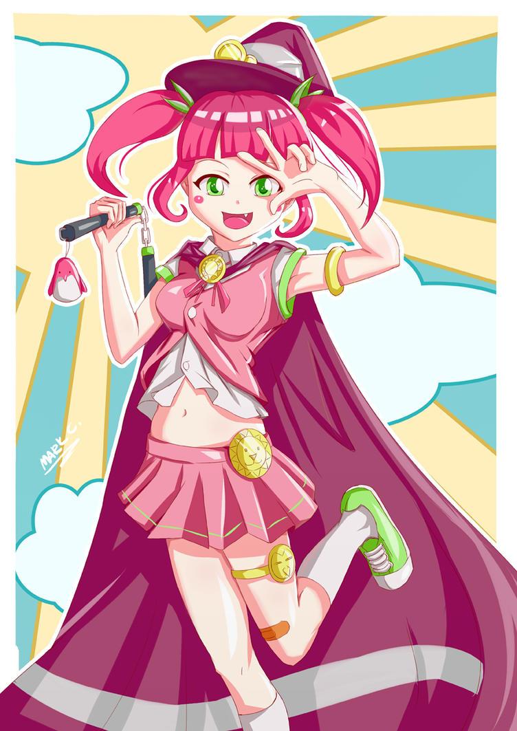 Sun Witch!! by animao89
